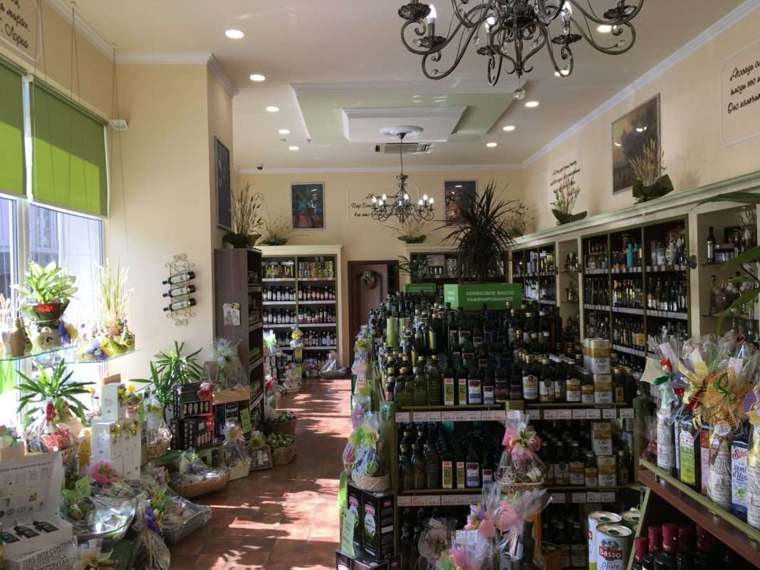 оливия магазин