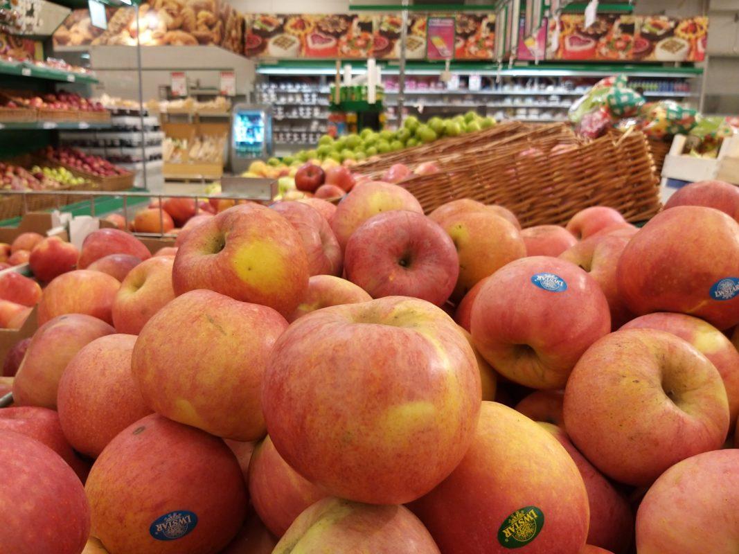 почему выросли цены на яблоки