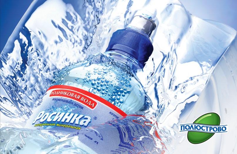 полюстрово вода