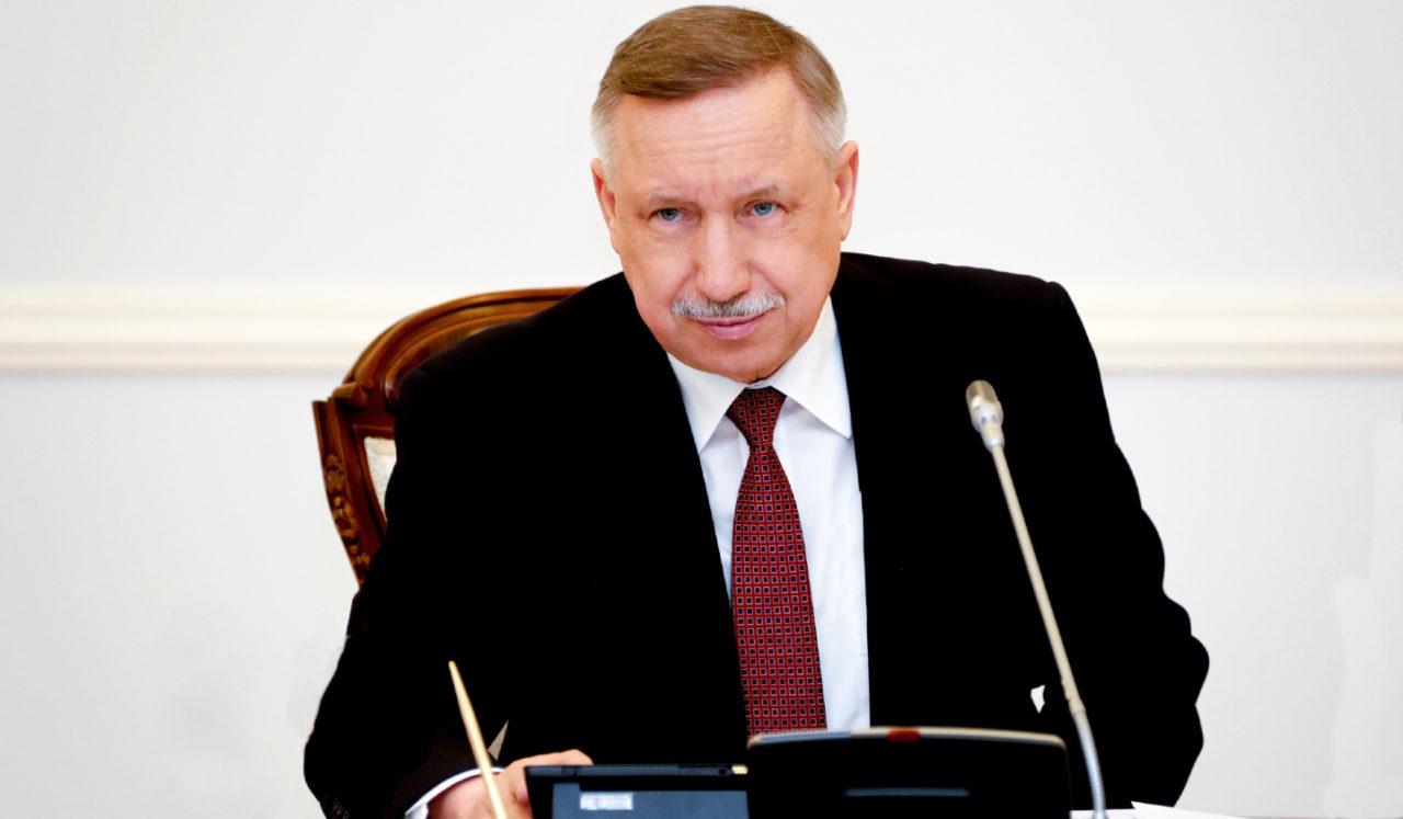 губернатор петербурга грозит закрыть торговые центры