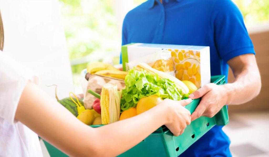 доставка продуктов сервис igoods