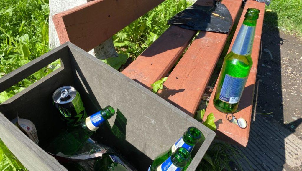 запрет на торговлю алкоголем в Петербурге
