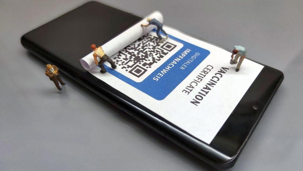 QR-коды для посещения кафе и ресторанов
